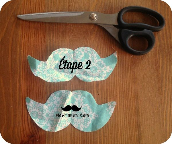 Do It Yourself : les sachets de lavande Moustache