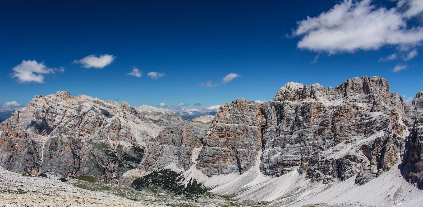 Road Trip Suisse Autriche Italie, Partie 2: Les Dolomites