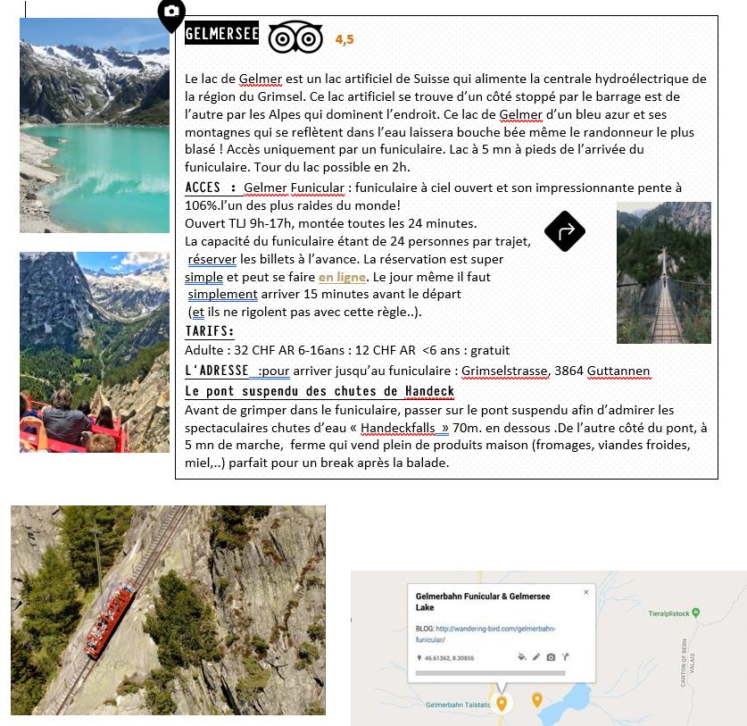 Road Trip Suisse Autriche Italie, Partie 1: Suisse et Autriche