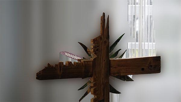 Croix du peintre François (Publication autorisée, à condition de diffuser gratuitement)