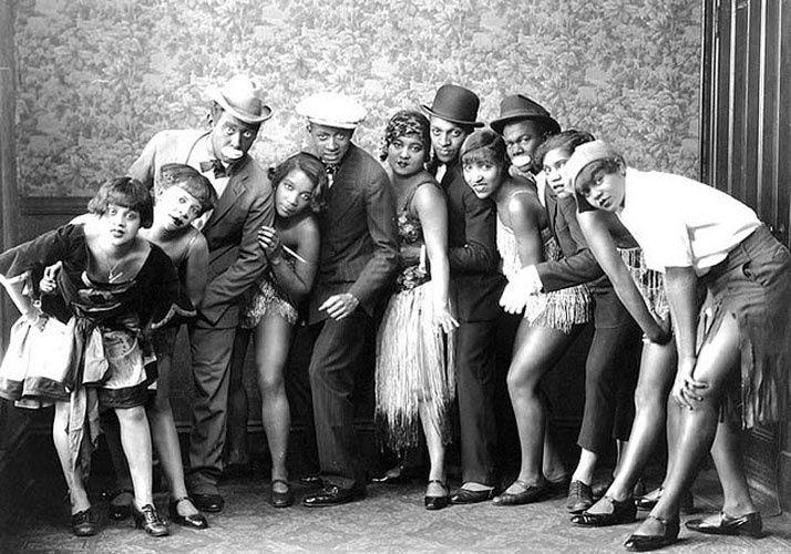 retrowunderland:   The fabulous fashion & style of the Harlem Renaissance, c.1920s-1930s