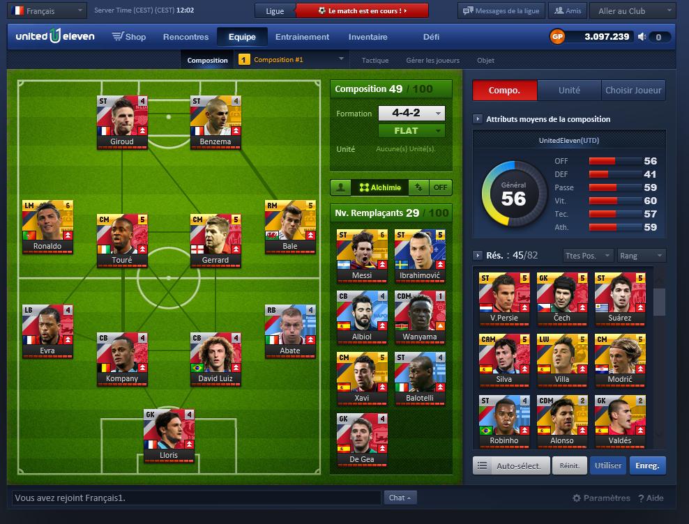Reprenez le championnat avec la saison préliminaire de United Eleven !