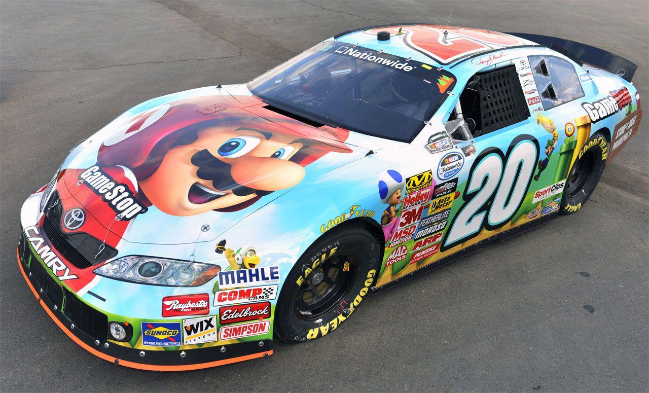 La NASCAR change de Studio