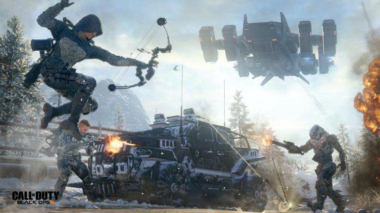 Black Ops 3 : La beta se prolonge sur PS4