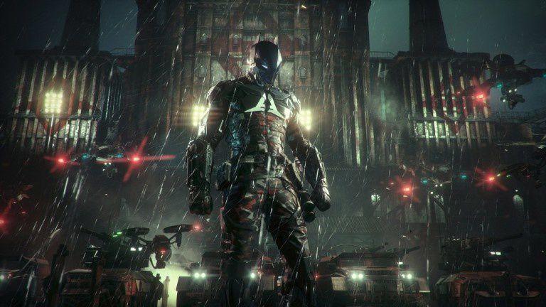 Batman Arkham Knight s'offre un patch sur PC qui plante
