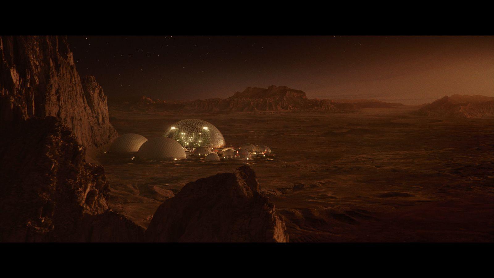 The Space Between US débarque au cinéma le 3 mai 2017