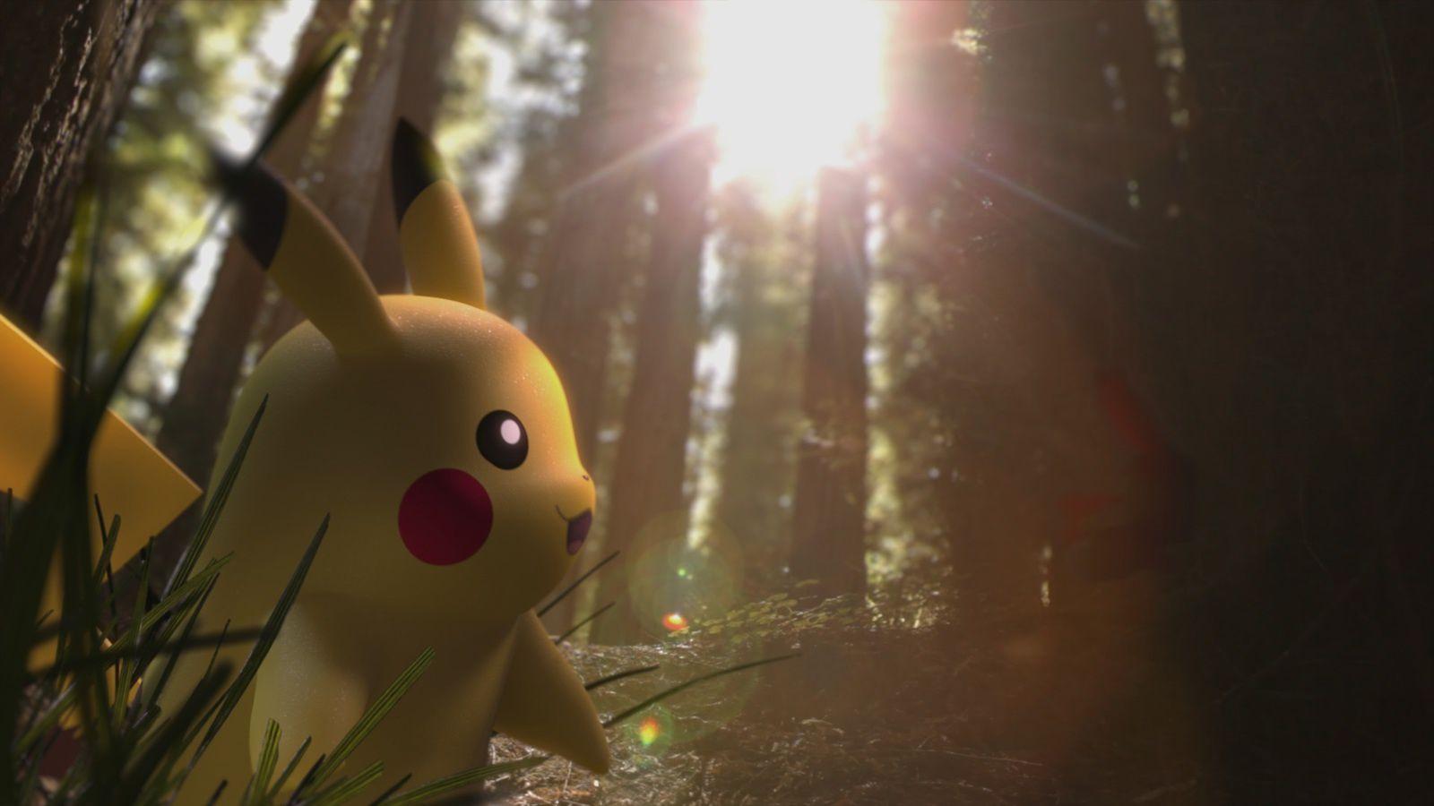 Un court-métrage célèbre la découverte de nouveaux Pokémon incroyables