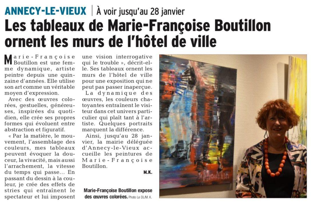 Marie Françoise Boutillon