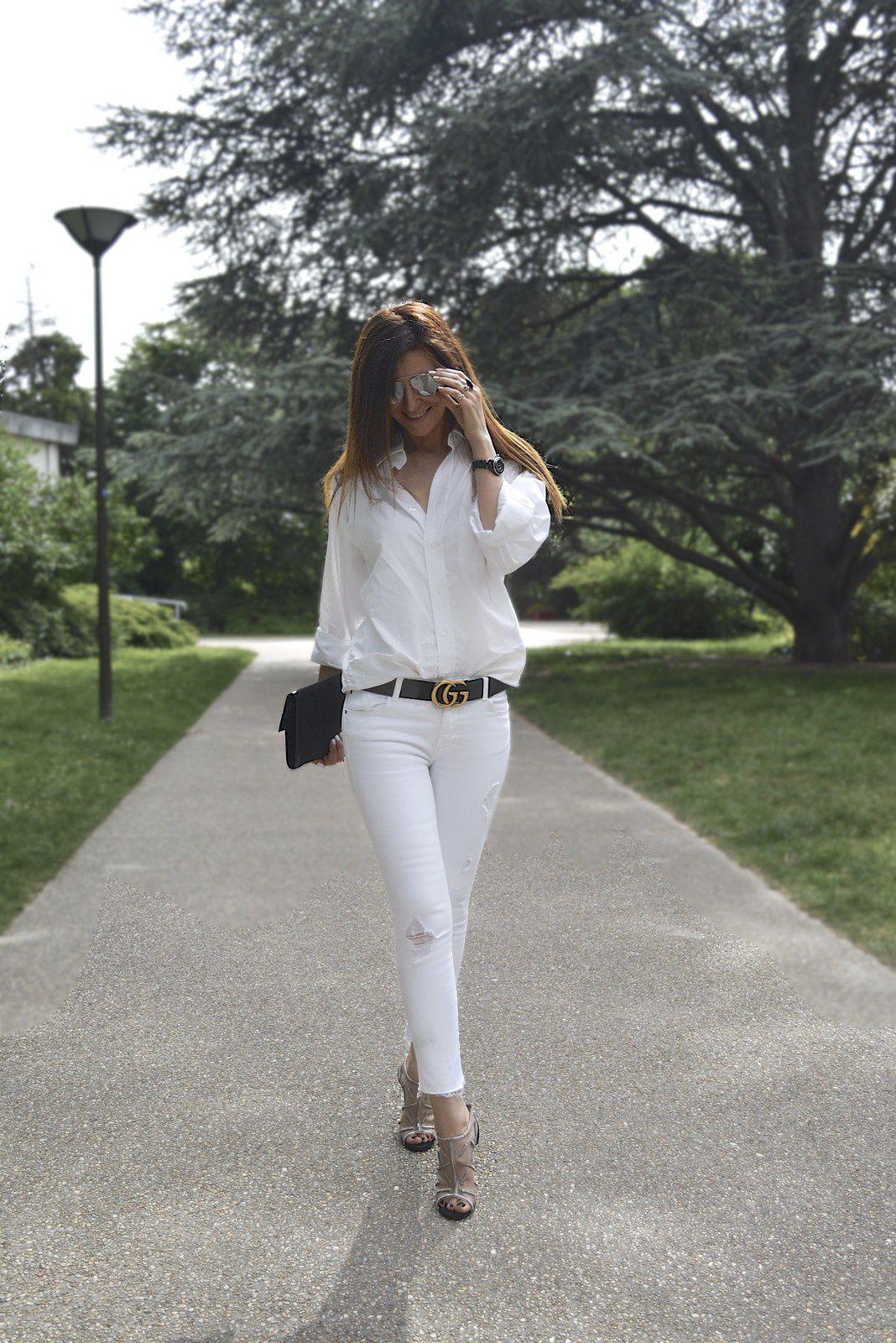 White on white ☁️