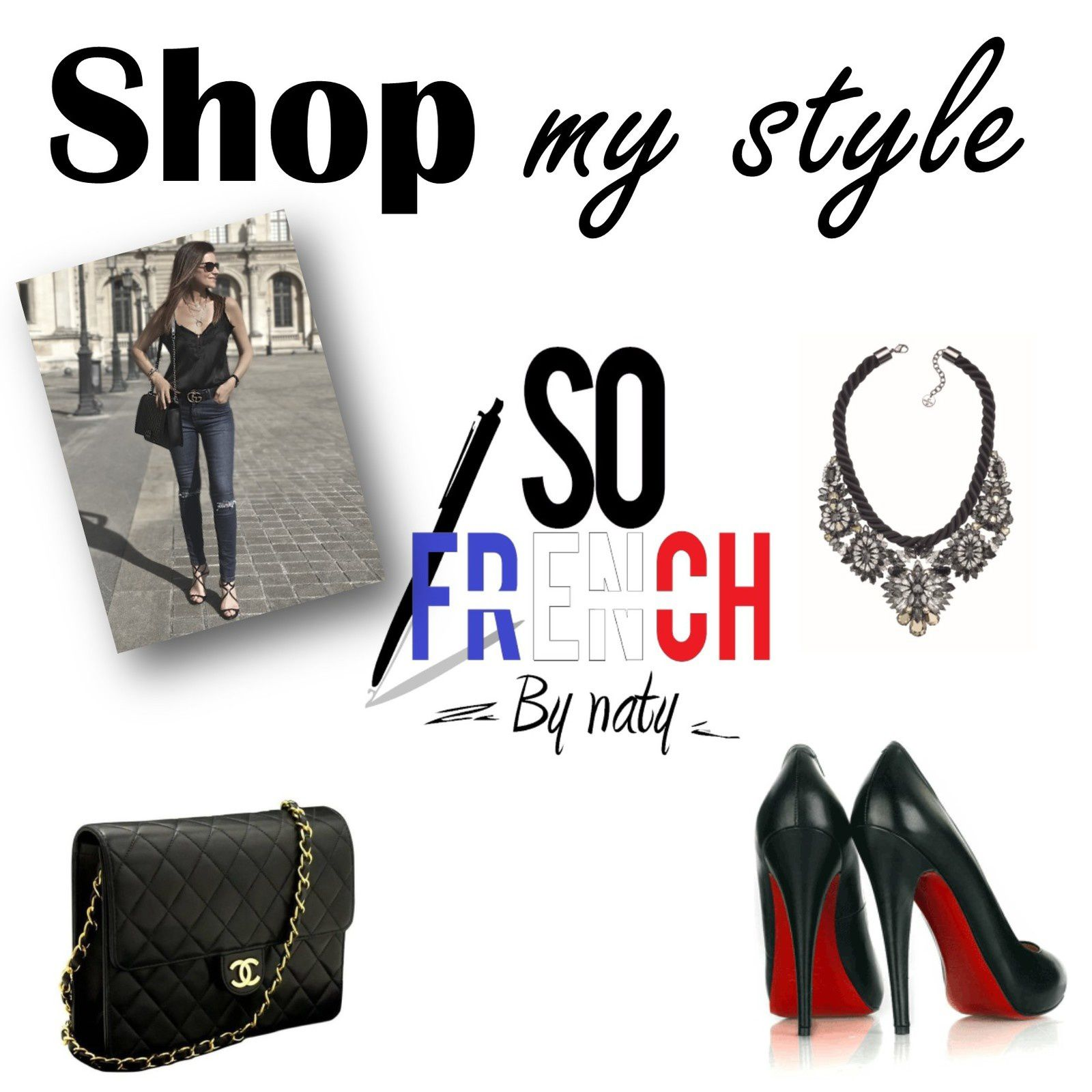 Shoppez mes looks !