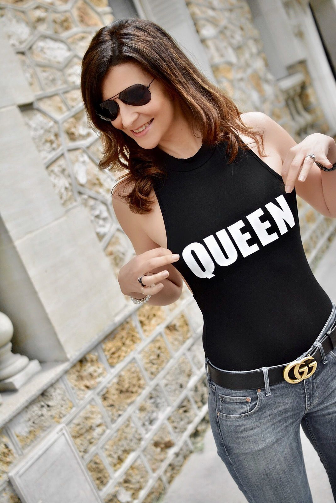 I am the queen !