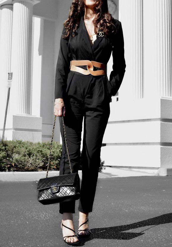 Casual and chic jumpsuit