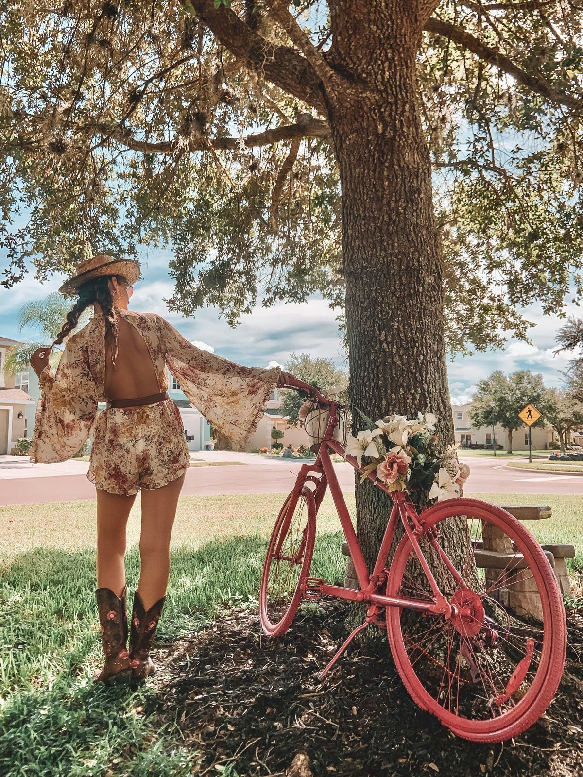 Indian Summer Outfit