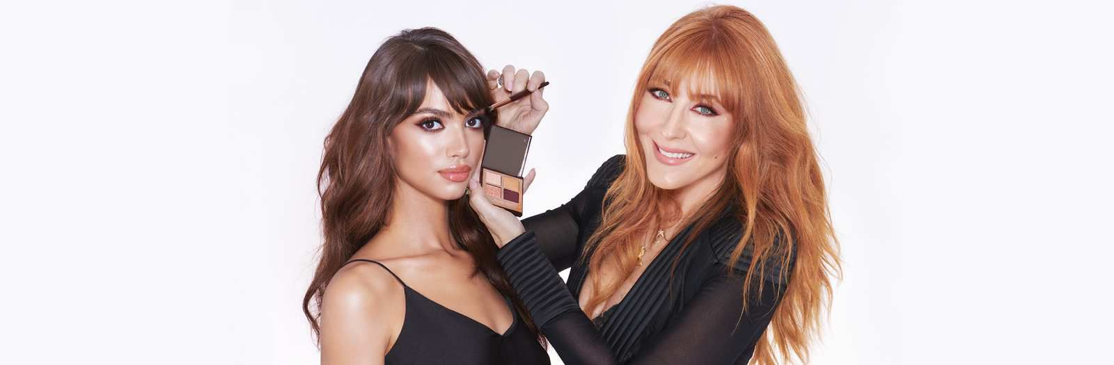 My natural and glamorous makeup routine by Charlotte Tilbury