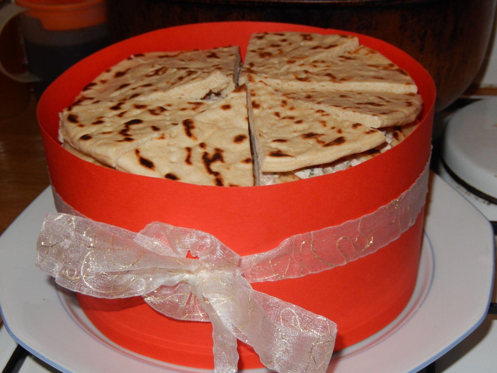 pain polaire surprise pour les fêtes