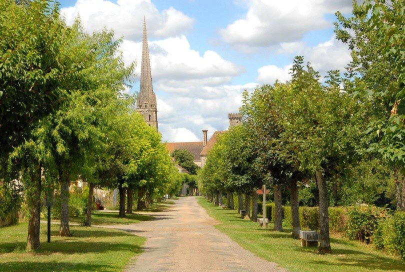 promenade de Rochengout St Savin©Rémi Berthon