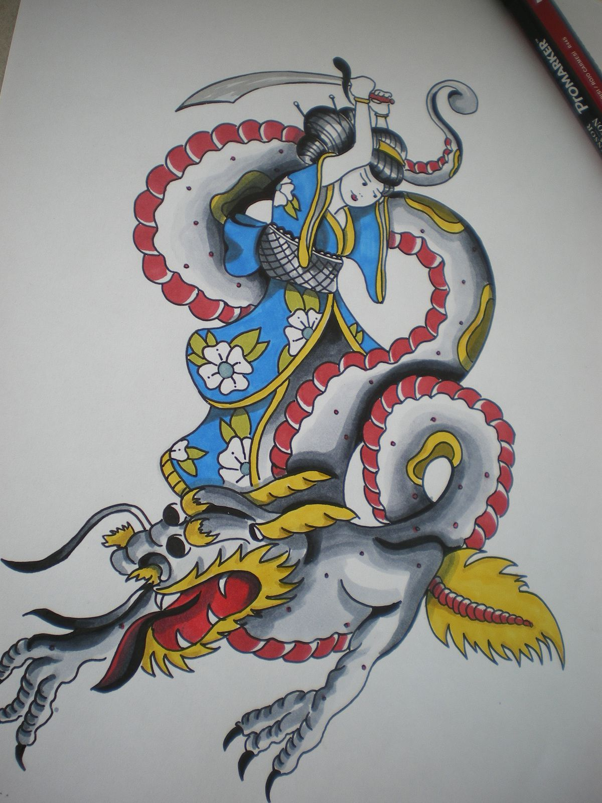 P12 créatif: La CHINE