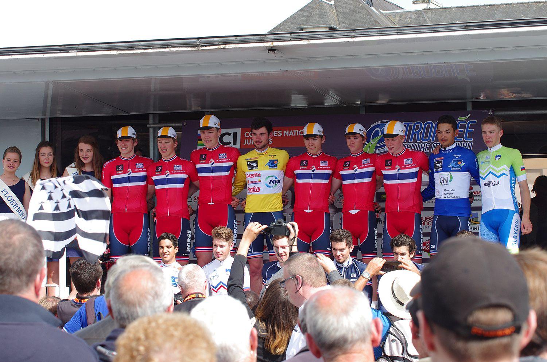 Trophée Centre Morbihan à Locminé