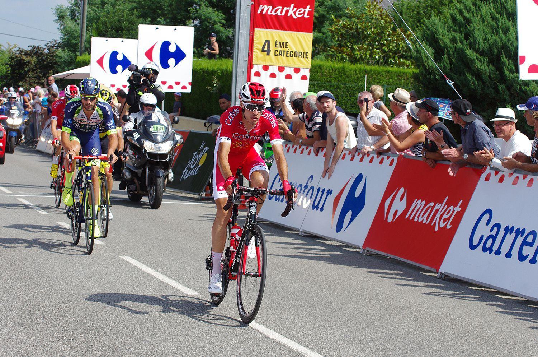Passage du Tour de France en Bretagne