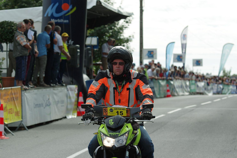 Le 31ème Tour de Rhuys, un sprint de 146 km !