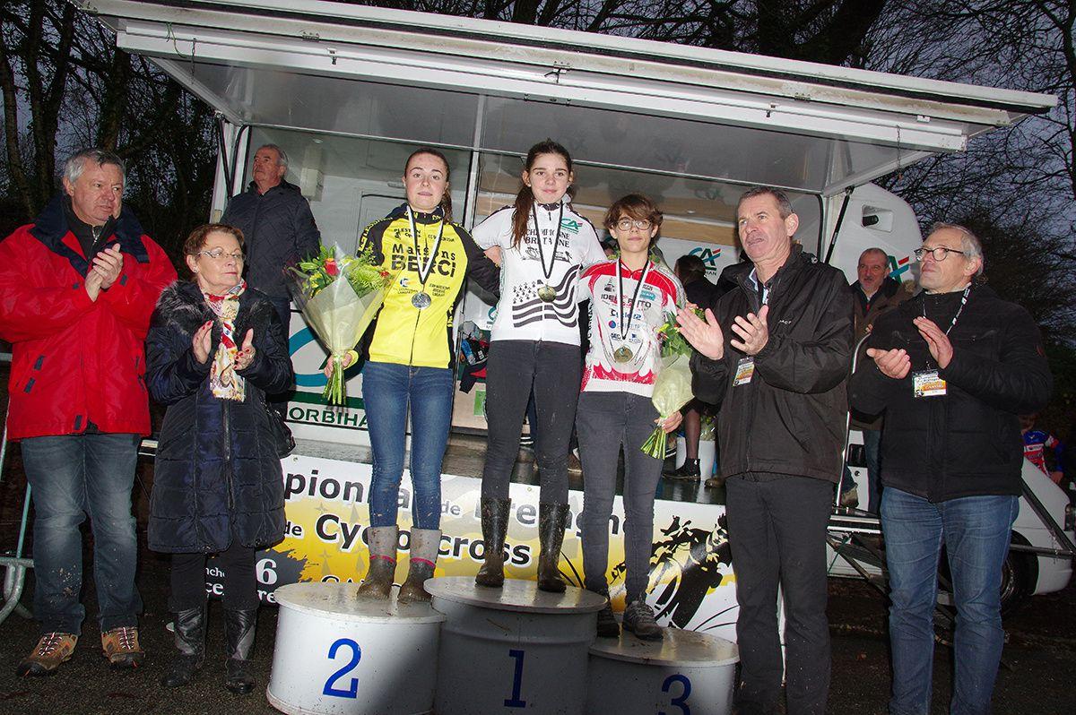 Camors et les Championnats de Bretagne de Cyclo-Cross