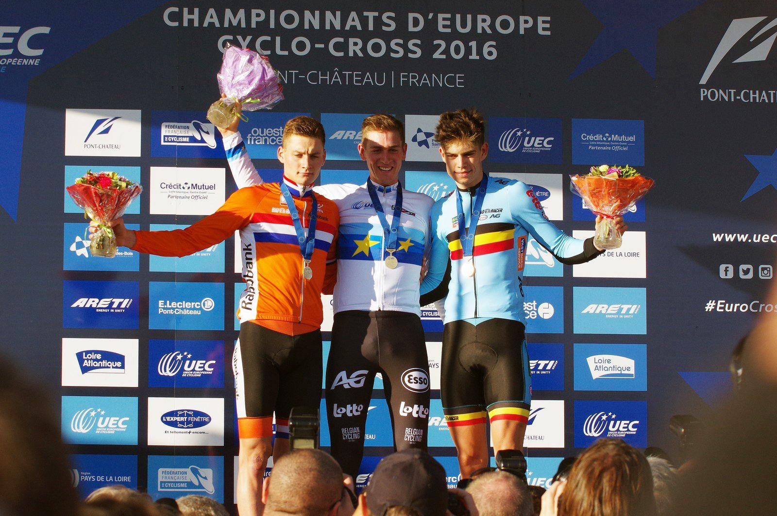 Coupe du Monde de Cyclo-cross à Pont-Château, demandez le programme !