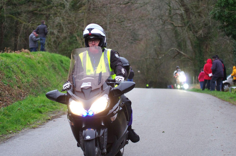 Route Bretonne, Alexis Renard en costaud à St Avé