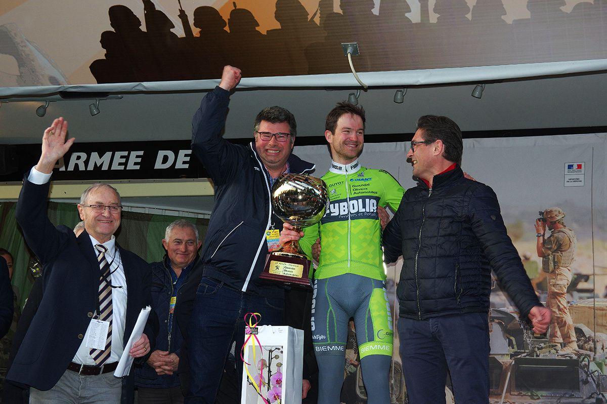 Une victoire de prestige pour Maxime Renault (Team Fybolia)