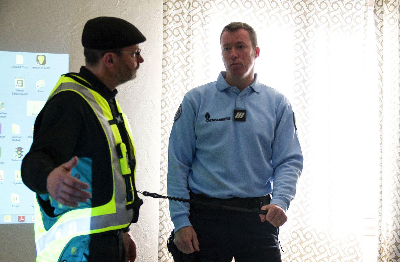 Formation sécurité avec la Gendarmerie de Ploermel