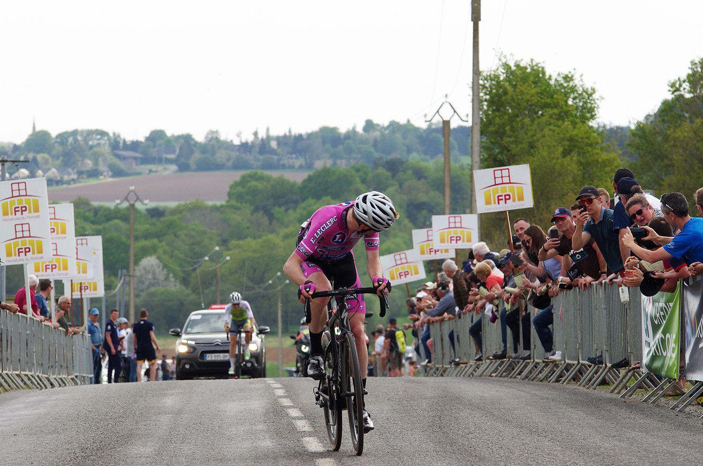 La Ronde du Porhoët : Maxime Renault comme prévu !