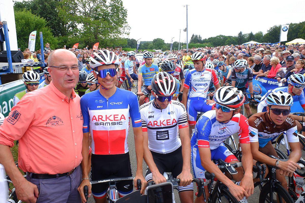 La Grande fête du vélo à Camors