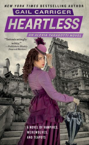 The parasol protectorate. Book 4. Heartless de Gail Carriger
