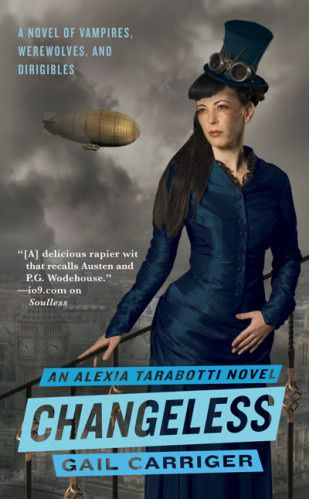 The parasol protectorate. Book 2. Changeless de Gail Carriger