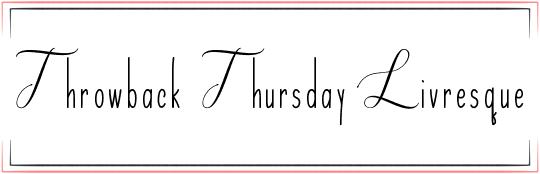Throwback Thursday - Un livre que l'on regrette d'avoir acheté