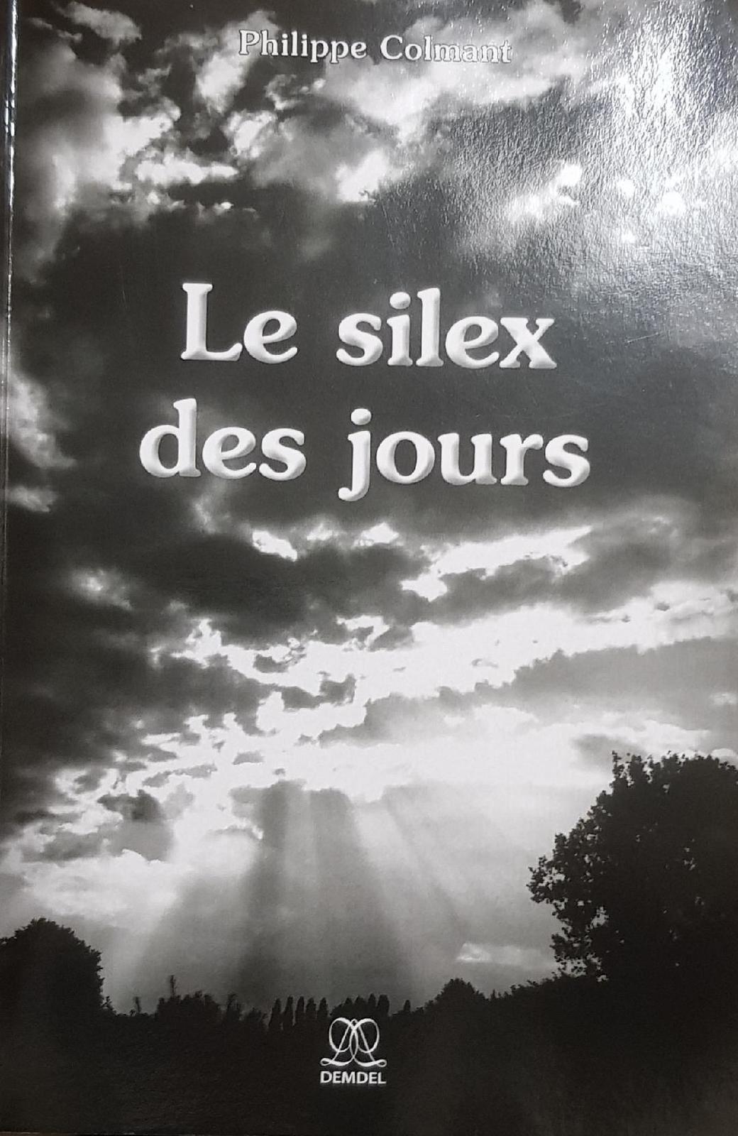Le silex des jours, Philippe Colmant