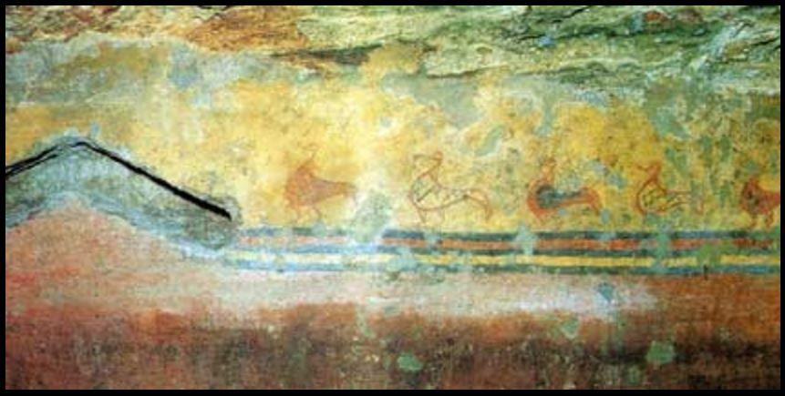 Veies : la Tombe des Anatre