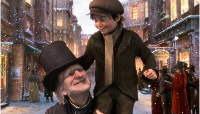 Nouvelle création - Scrooge & Marley's counting house