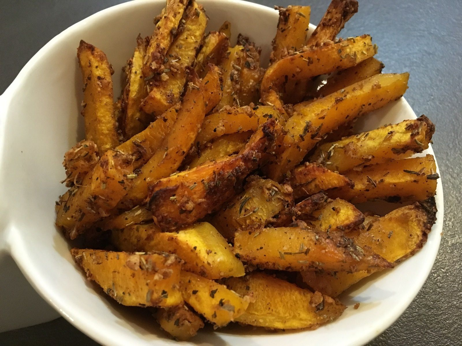 Country potatoes de courge butternut