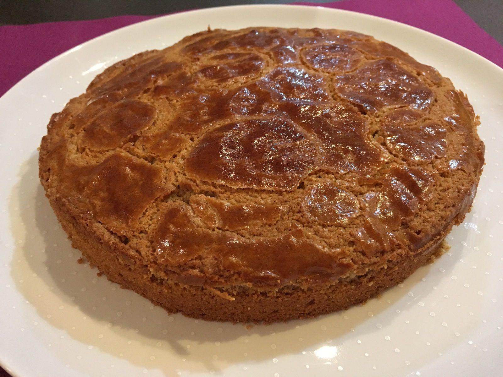 Gâteau Breton au sarrasin de Christophe Felder