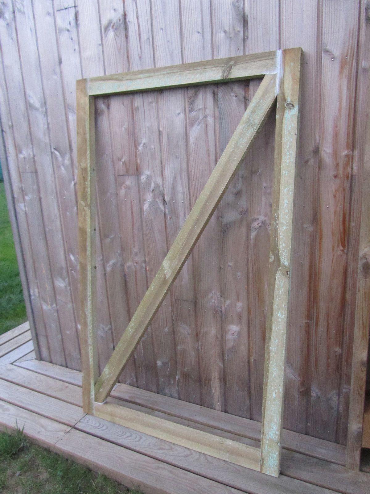 Fabriquer Un Claustra Bois comment fabriquer un portail en bois - maison-paille