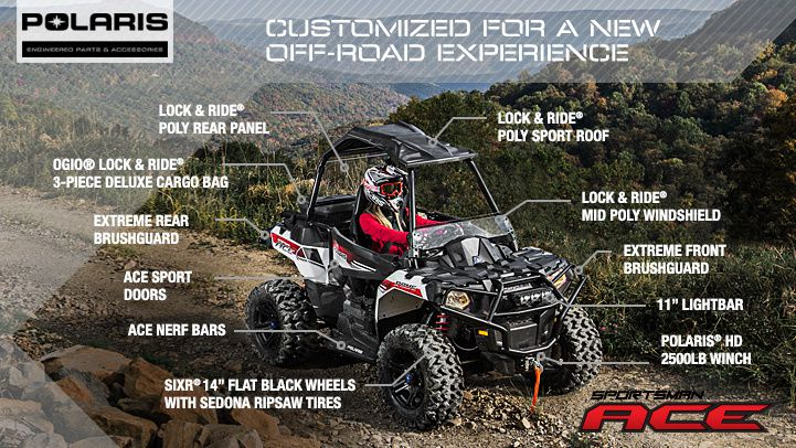 sportsman ace 2014 polaris quad action polaris38