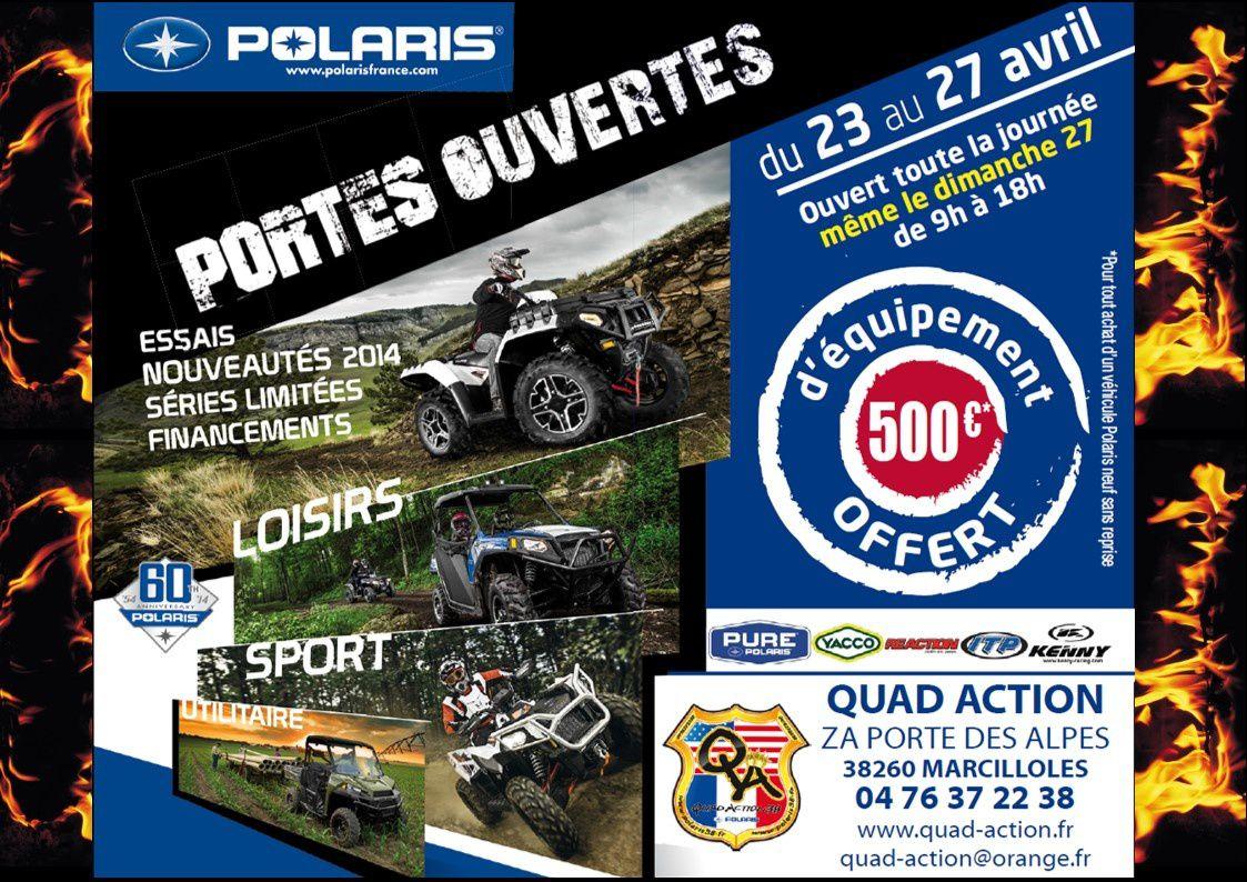 PORTES OUVERTES POLARIS 38