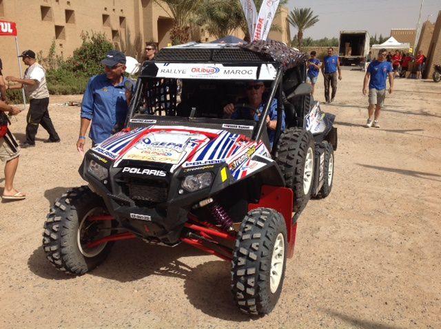 Rallye du Maroc 2014