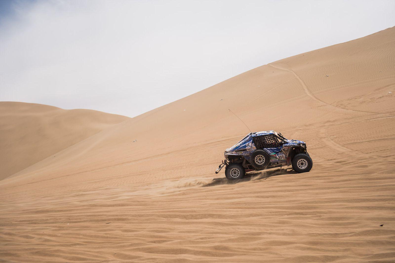 Dakar 2015 suite et fin !