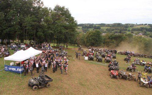 Le plus grand rassemblement POLARIS de l'année !