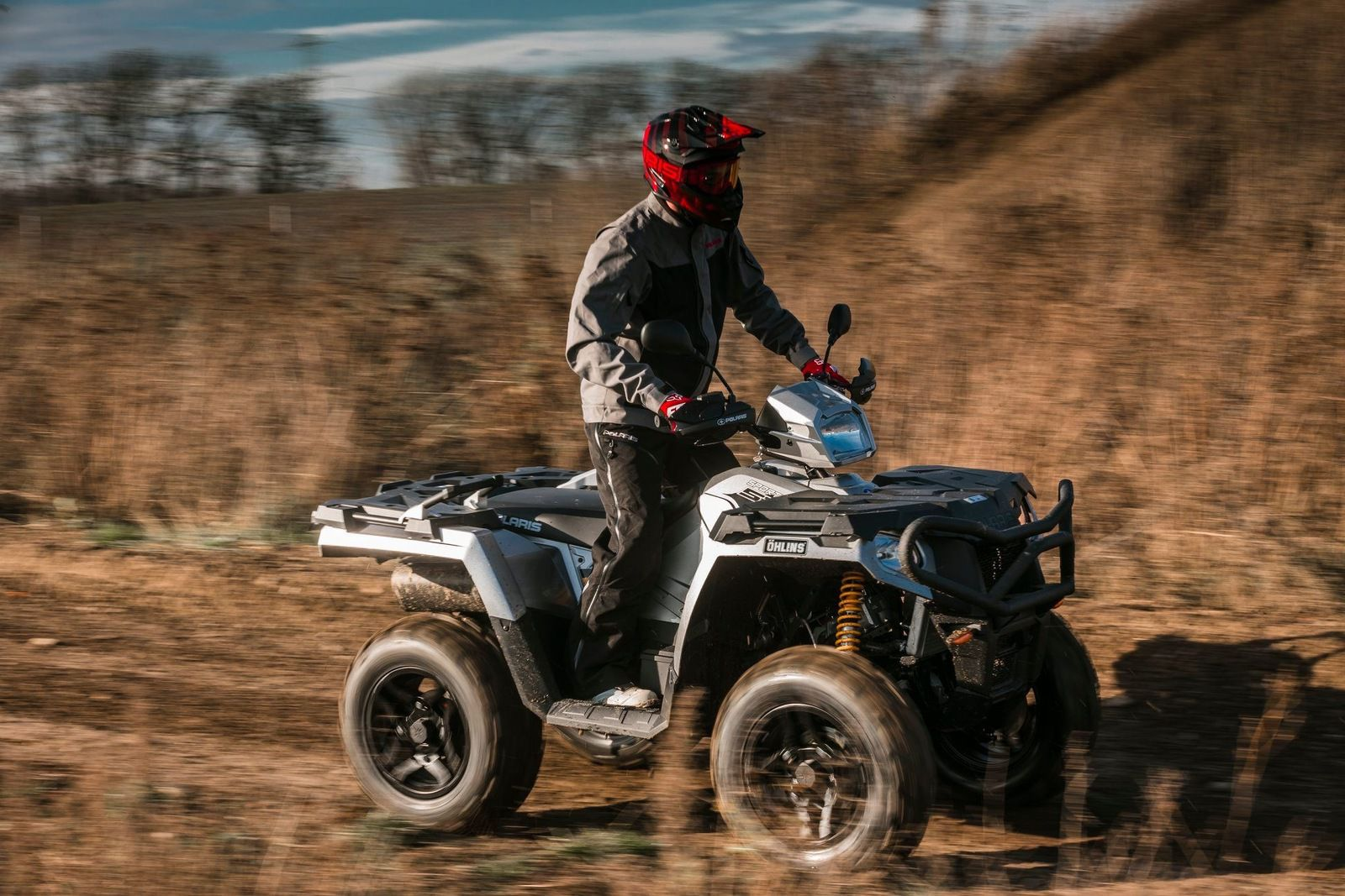 Polaris 2020, quad 2020