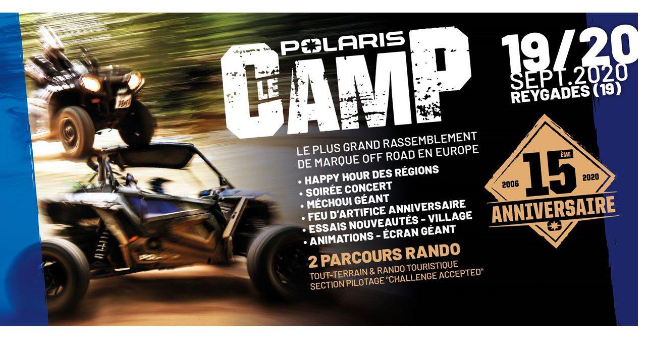 Camp Polaris et AMV Quadrézienne !