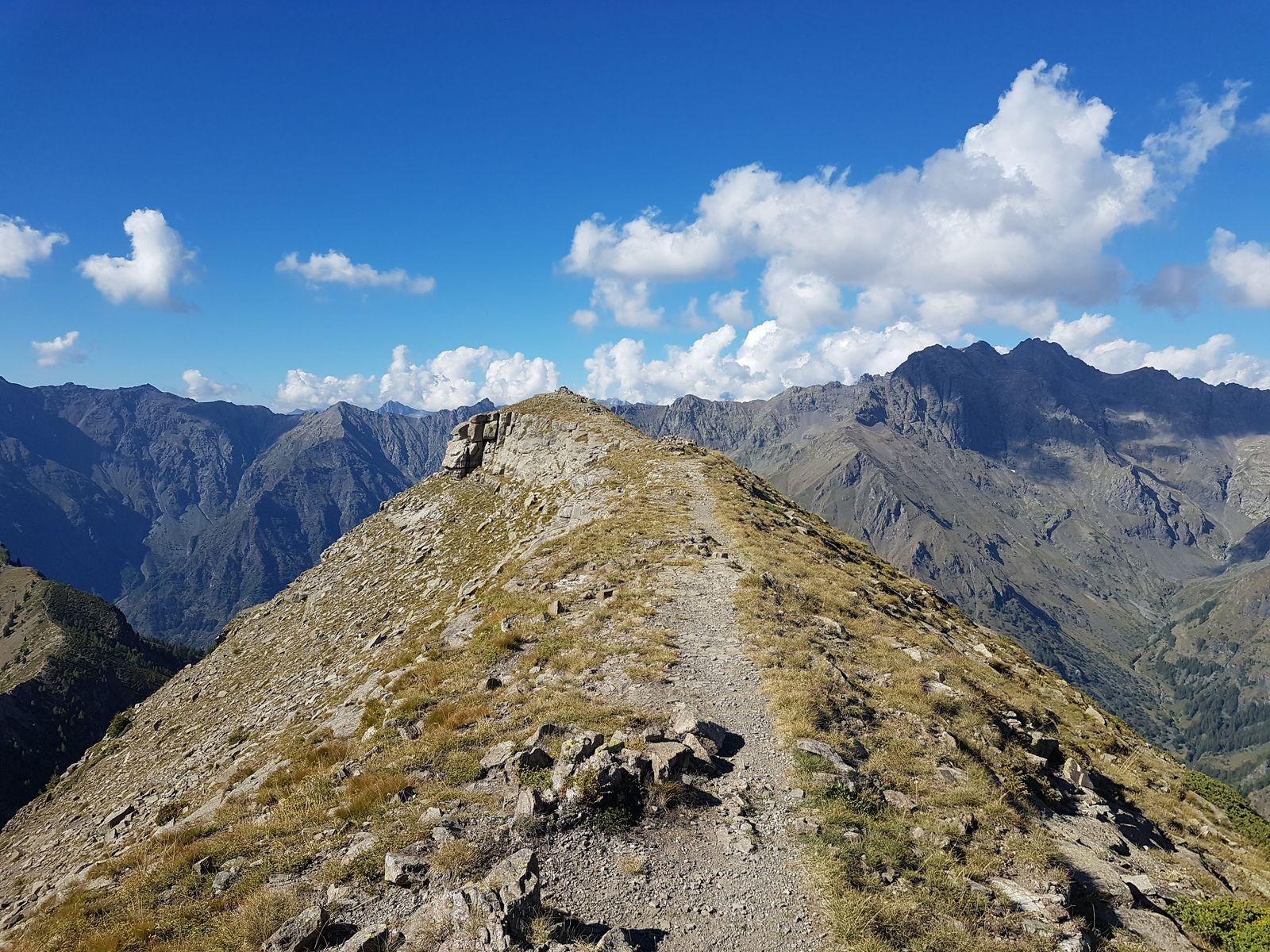 Pic Queyrel ou Queyron (2435m)