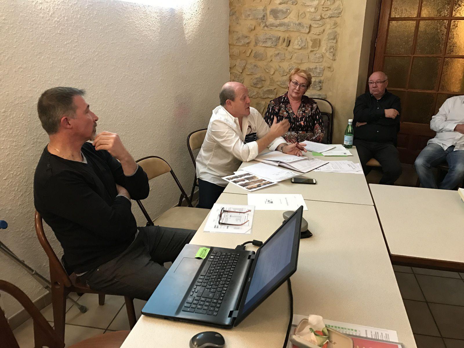 AG 2017 Un bilan positif et une assemblée enthousisaste