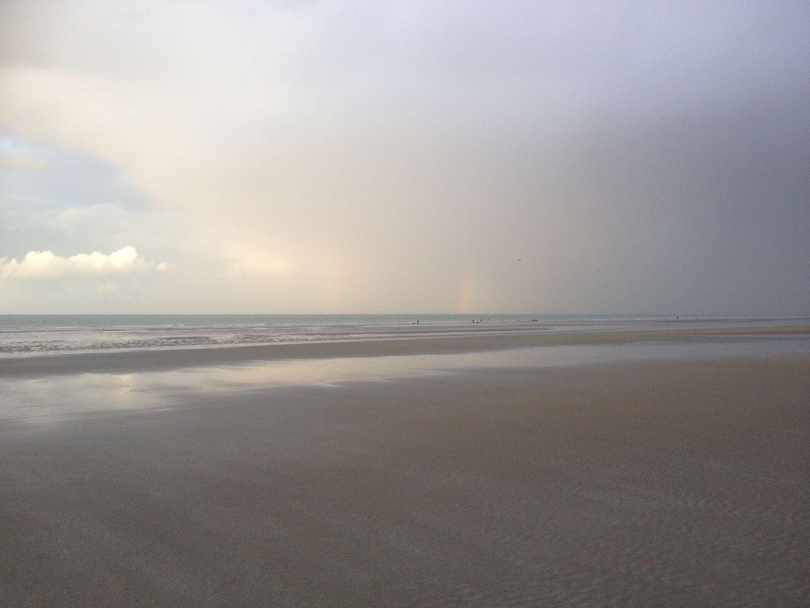 Sortie du mardi 7 octobre à la plage ....
